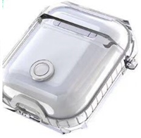 Clear Hard Plastic Airpod Case