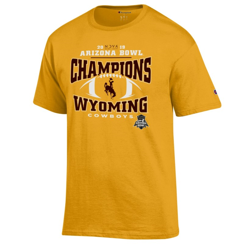 Champion® Arizona Bowl Game Champions Tee (SKU 140434821465)