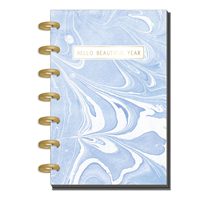 Happy Planner Marble Hello Beautiful Year