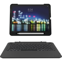 "ZAGG Slim Book Go Keyboard/Cover Case for 11"" Apple iPad Pro"