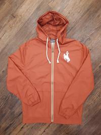 Weatherproof Vintage Brand Bucking Horse Rain Jacket