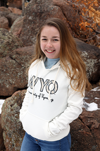 Campus Crew Ladies Embroidered WYO Hoodie