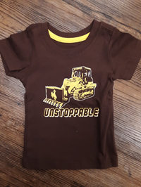 Colosseum® Infant Unstoppable Dump Truck Wyoming Tee