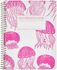 Coilbound Decomposition Book Jellyfish
