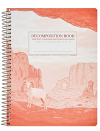 Coilbound Decomposition Book Moab