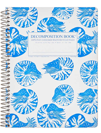 Coilbound Decomposition Book Nautilus