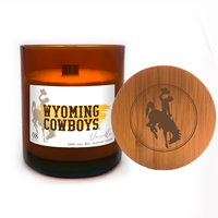 Vintage Wyoming Apothecary Candle