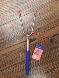 Smores Extendable Roasting Tool