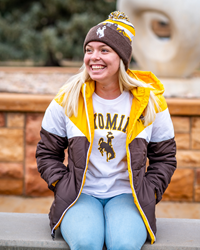 Uscape® Skyline Bucking Horse Beanie