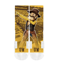 Strideline® Sublimated Pistol Pete Sock