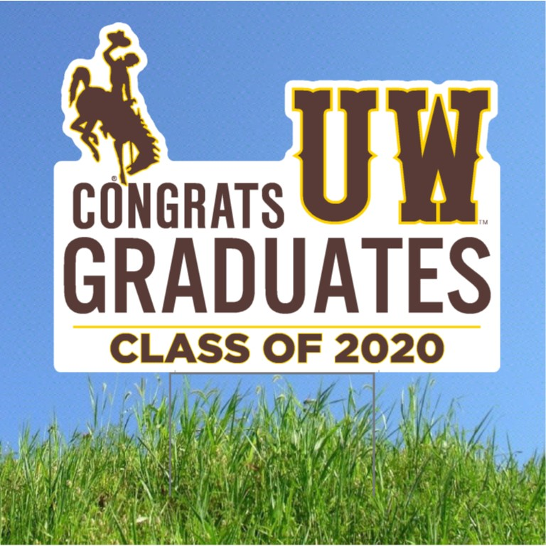 Congrats Class of 2020 Lawn Sign (SKU 140768481328)