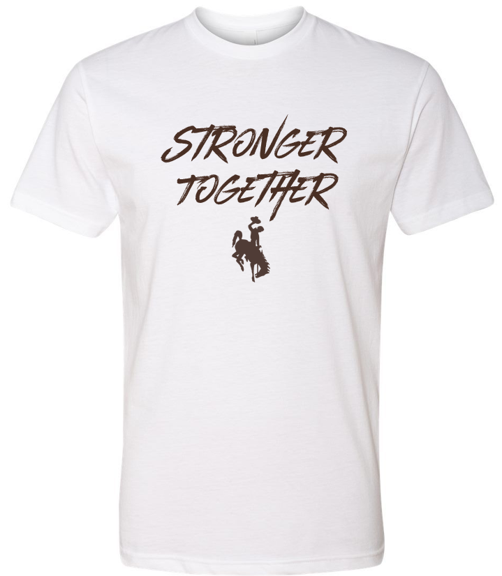 Stronger Together Bucking Horse Tee (SKU 140781631517)