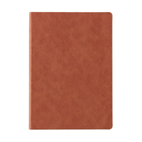 Customizable Softbound Focused Planner A5 Camel