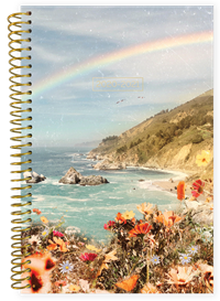 20/21 Planner Rainbow Coast Academic
