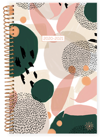 Planner Modern Abstract