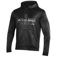 Under Armour® Wyoming Engineered for Gameday Armour Fleece Hoodie