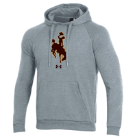 Under Armour® All Day Fleece Bucking Horse Hoodie