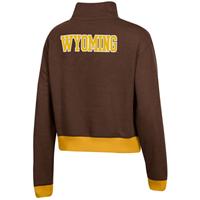 Champion® Ladies C Branded Wyoming Crop 1/4 Zip