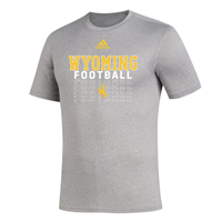 Adidas® Creator Wyoming Football Tee