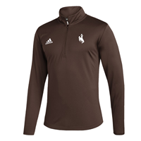 Adidas® Bucking Horse Performance Quarter Zip