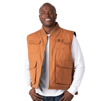 GIII® Duck Canvas Down Wyoming Vest