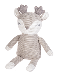 Cotton and Cuddles Deer Plush Toy