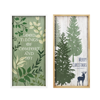 Sage Wood Holiday Signs