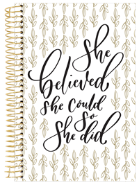 "2021 Yearly Planner ""Writefully His"""