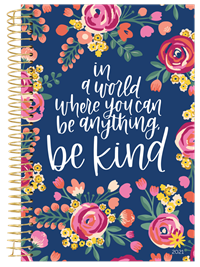 2021 Yearly Planner Be Kind