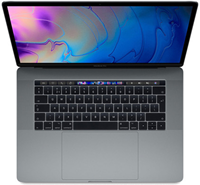 2018 15-Inch Macbook Pro With Touch Bar